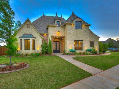 Edmond Single Family Home For Sale: 16760 Little Leaf Court
