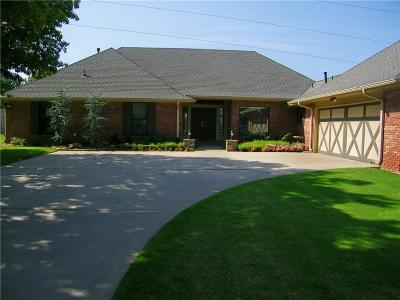 Oklahoma City Single Family Home For Sale: 3108 Rosewood