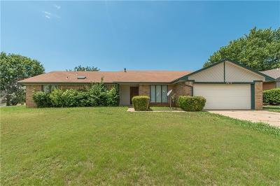 Oklahoma City Single Family Home For Sale: 5613 Cloverlawn Drive