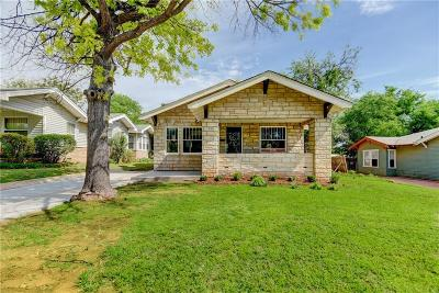 Oklahoma City Single Family Home For Sale: 109 NW 20th Street