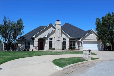 Single Family Home For Sale: 3005 Learly Lane