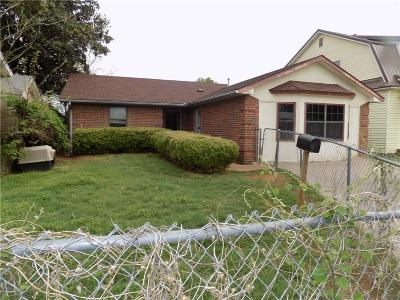 Single Family Home For Sale: 403 E Central