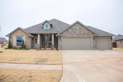 Piedmont Single Family Home For Sale: 14001 Hawk Circle