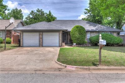 Oklahoma City Single Family Home For Sale: 1405 SW 84th Street