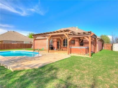 Oklahoma City Single Family Home For Sale: 6401 Green Meadow Lane