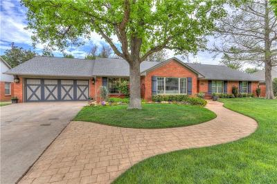 Oklahoma City Single Family Home For Sale: 1601 Westchester Drive
