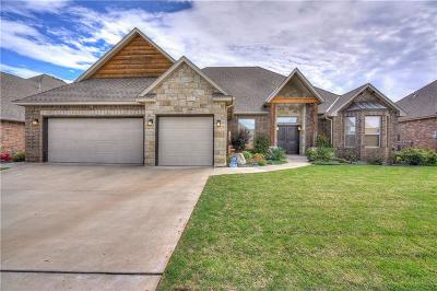 Oklahoma County Single Family Home For Sale: 11916 Sawgrass