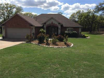 Guthrie Single Family Home For Sale: 12201 Little Oak Circle