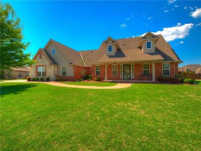 Moore Single Family Home For Sale: 1304 Redbud Court