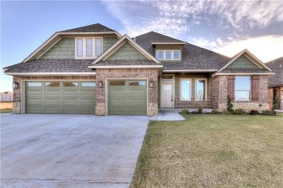 Yukon Single Family Home For Sale: 8000 Crestone Drive