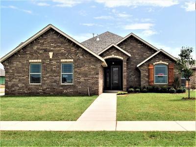 Moore Single Family Home For Sale: 1028 NE 34 Terrace