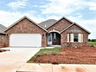Moore Single Family Home For Sale: 3436 Lakeside Drive