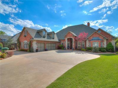 Oklahoma City Single Family Home For Sale: 11417 Lakeridge Run