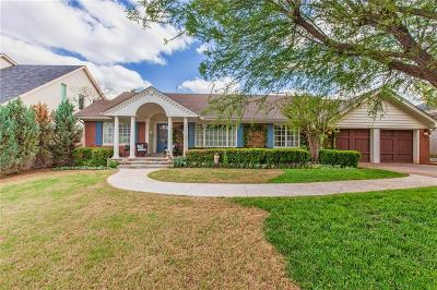 Nichols Hills Single Family Home For Sale: 1318 Sherwood Lane