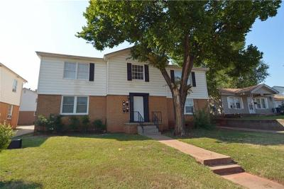 Oklahoma City Multi Family Home For Sale: 400 SW Grand Boulevard