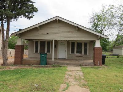 Oklahoma County Multi Family Home For Sale