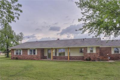 Tuttle Single Family Home For Sale: 921 County Street 2910