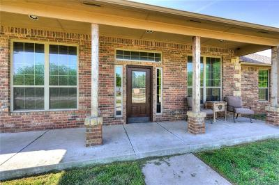 Choctaw Single Family Home For Sale: 15160 NE 63rd Street