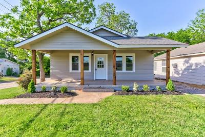Oklahoma City Single Family Home For Sale: 1733 NW 29th Street