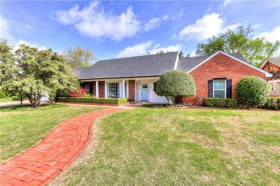 Oklahoma City Single Family Home For Sale: 3017 Pelham Drive