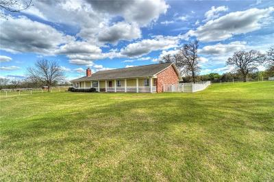 Shawnee Single Family Home For Sale: 39105 Hardesty Road