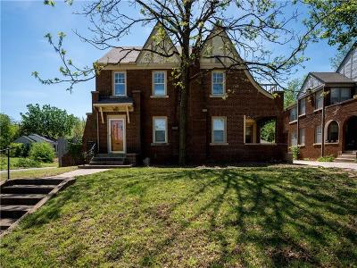Oklahoma City Multi Family Home For Sale: 1802 21st