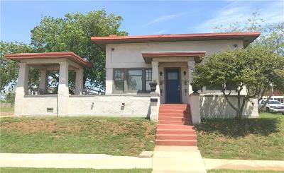 Oklahoma City Single Family Home For Sale: 731 NW 8th Street