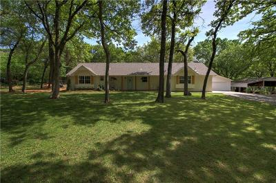 Edmond Single Family Home For Sale: 1212 Shannon Lane