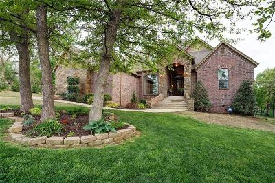 Edmond Single Family Home For Sale: 2062 Vaquero Court