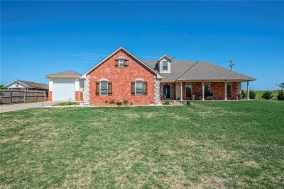 Guthrie Single Family Home For Sale: 4907 Big Horn Cove
