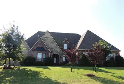 Edmond Single Family Home For Sale: 8444 Belcaro Bend