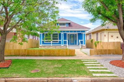 Oklahoma City Single Family Home For Sale: 1211 N Ellison Avenue