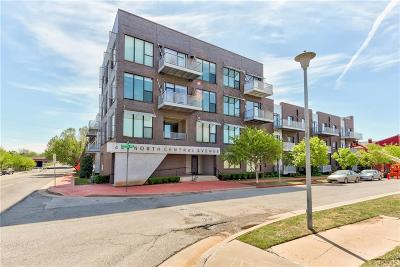 Oklahoma City Condo/Townhouse For Sale: 444 N Central Avenue #110