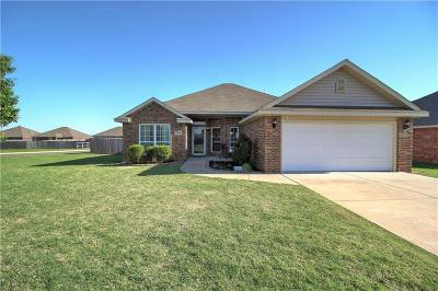 Oklahoma City Single Family Home For Sale: 8504 SW 45th Terrace