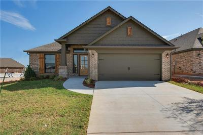 Norman Single Family Home For Sale: 3437 Crampton Gap Way