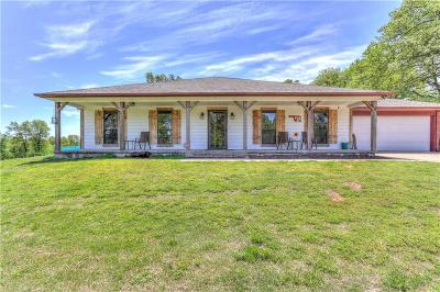 Single Family Home For Sale: 15600 Haley Drive