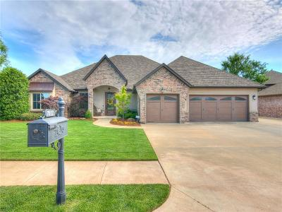 Oklahoma City Single Family Home For Sale: 7612 NW 133rd Place