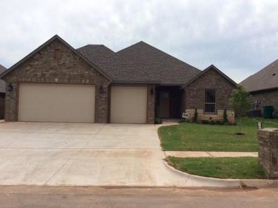 Oklahoma City OK Single Family Home For Sale: $284,900