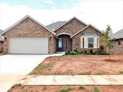 Moore Single Family Home For Sale: 3409 Ontario Circle