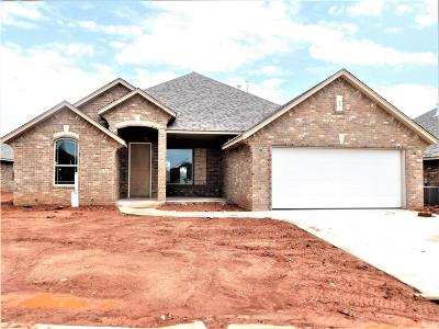 Moore Single Family Home For Sale: 3440 Lakeside Drive