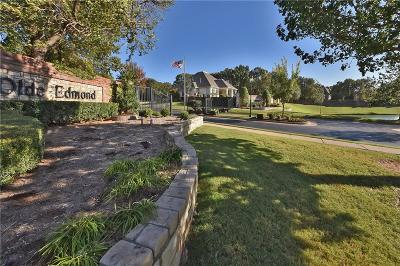 Edmond Residential Lots & Land For Sale: 3109 Basanova Drive