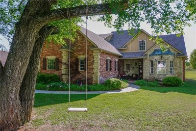 Norman Single Family Home For Sale: 516 Highland Hills Circle