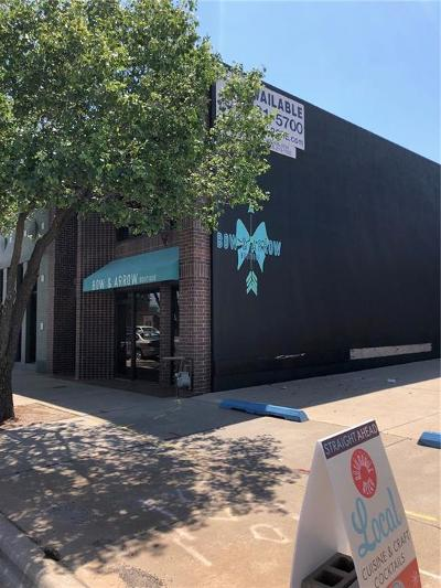 Oklahoma City Commercial For Sale: 615 N Broadway Avenue