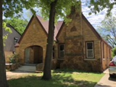 Oklahoma City Single Family Home For Sale: 2228 NW 25th Street
