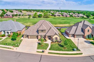 Edmond Single Family Home For Sale: 3117 York Drive