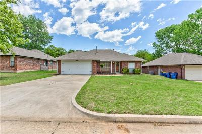 Choctaw Single Family Home For Sale: 3404 Clarke Street