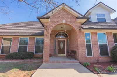 Blanchard OK Single Family Home For Sale: $485,000