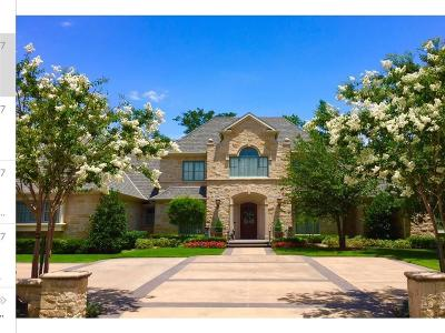 Nichols Hills Single Family Home For Sale: 1705 Kingsbury Lane