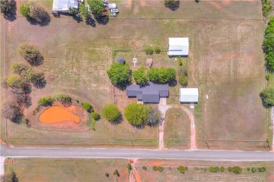 McLoud Single Family Home For Sale: 98 Heather Road