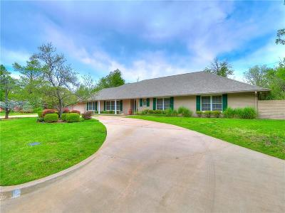 Oklahoma City Single Family Home For Sale: 1521 Westchester Drive